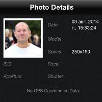 Как узнать дату фото на айфоне