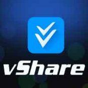 vShare - как скачать для iPad и iPhone