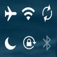 Иконки на экране iPhone и iPad