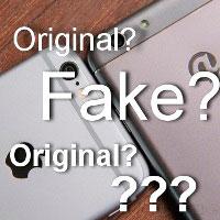 Как отличить оригинальный айфон от подделки
