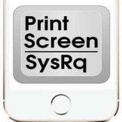 Как сделать скриншот экрана iPhone и iPad
