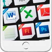 Форматы файлов поддерживаемые iphone и iPad