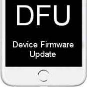 Режим DFU на iPhone и iPad