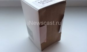 Коробка от браслета Acer
