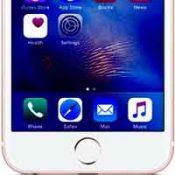 Айфон с синим экраном