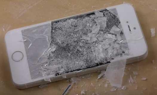 На холоде iPhone будет выключаться