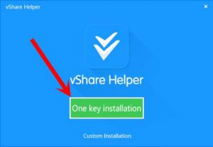 Установка vShare helper