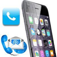 Достаем информацию из iPhone с разбитым дисплеем
