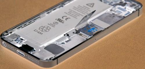 Замена батареи точно поможет избавиться от прыгающих процентов