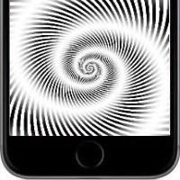 Дисплей iPhone нажимается сам по себе