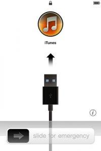 Прошивка слетела - нужен iTunes