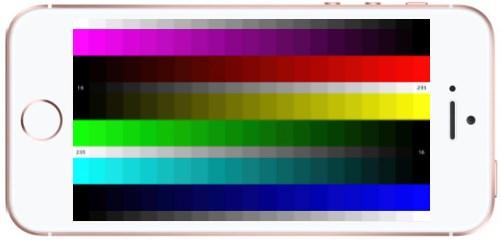 За калибровку экрана iPhone отвечает ICC файл