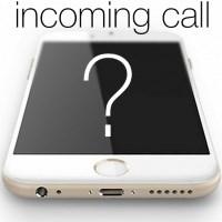 Во время звонка на iPhone черный экран