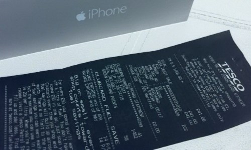 Сдать iPhone по гарантии можно без чека