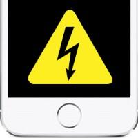 iPhone во время зарядки бьет электричеством