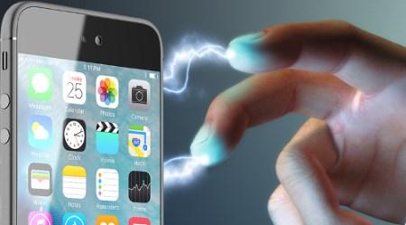 iPhone может бить током из-за статического электричества