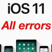 Все ошибки iOS 11