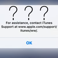For assistance, contact iTunes support at www.apple.com/support/itunes/ww.