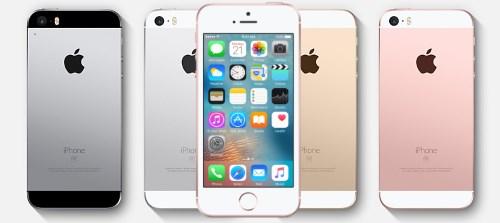 """iPhone SE - лучший выбор из """"маленьких"""" айфонов в 2017-2018 году"""