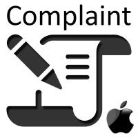 Как пожаловаться в Apple