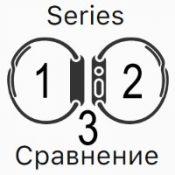 В чем разница между Apple Watch 1, 2 и 3