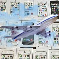Сколько iPhone можно привезти из-за границы