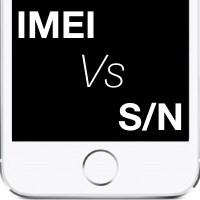В чем разница между IMEI и серийным номером
