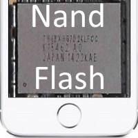 Что такое Nand Flash в iPhone