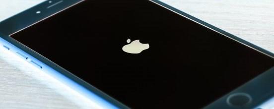 """iPhone """"висит на яблоке"""" - возможны проблемы с памятью"""