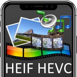 Как открыть HEIF (HEIC, HEVC) в Windows