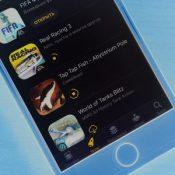 iPhone сам скачивает игры и приложения
