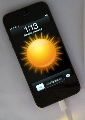 При зарядке iPhone будет нагреваться