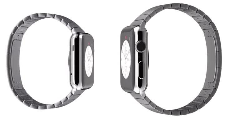 Характеристики Apple Watch