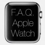 FAQ Apple Watch