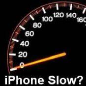 """Причины """"тормознутости"""" iPhone"""