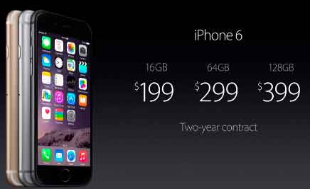 """""""Дешевые"""" цены на iPhone"""