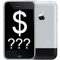 Цена на iPhone 1