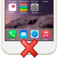 """Сломана кнопка """"Home"""" на iPhone"""