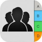 Группировка контактов на iPhone