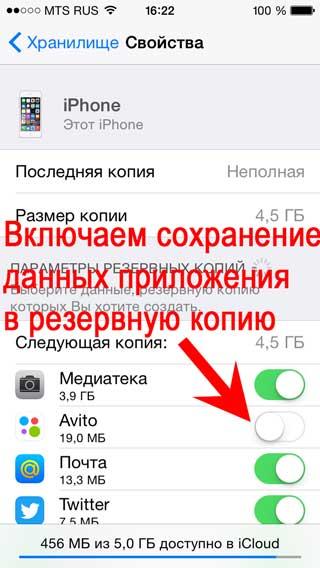 Как вы восстановила удаленные для iphone