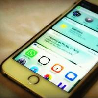 Постоянно горит подсветка экрана iPhone